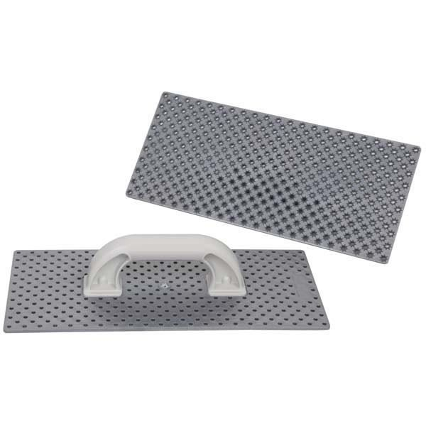"Refina 16"" x 7"" Coarse METAL Rasp Cheese Grater Face 243444 for Insulation boards"